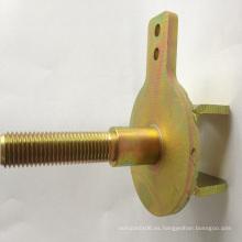 Soporte de acero personalizado de chapa metálica