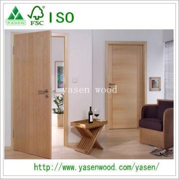 Popular European Style Composite Flat Wooden Door