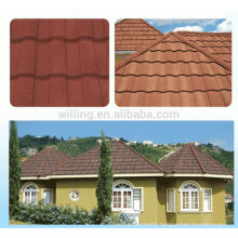 2014 Best Selling Stone Roof Tile