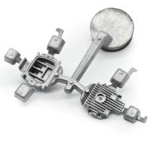 china OEM service customized die cast aluminum parts led housing maker