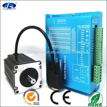 2 phase NEMA23 closed loop stepper motor CE and ROTHS approved