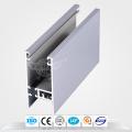 Perfil de extrusión de ventana de aluminio de alta calidad, perfiles de aluminio 6063