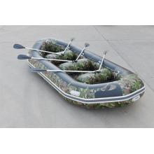 Gummidrift-Boots-Fischerboot