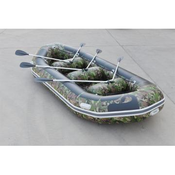 Bateau de pêche en caoutchouc