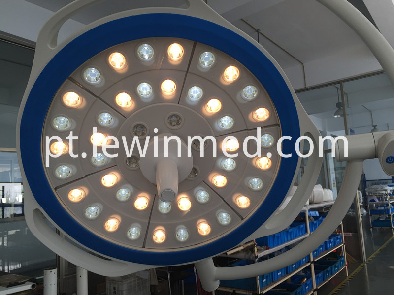CE approved surgical light