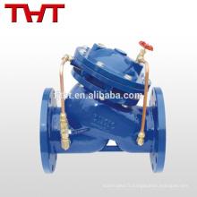 Soupape de commande hydraulique polyvalente