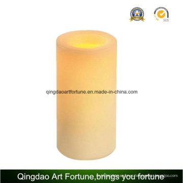 Vela de LED para la fuente decoración fiesta casera con pilas