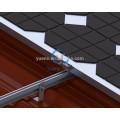 Высокое качество фотоэлектрических крыше система вешалки Солнечной Кронштейн
