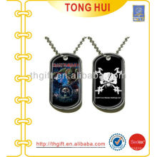 Horror film world dog tag necklace manufacturer jewelry