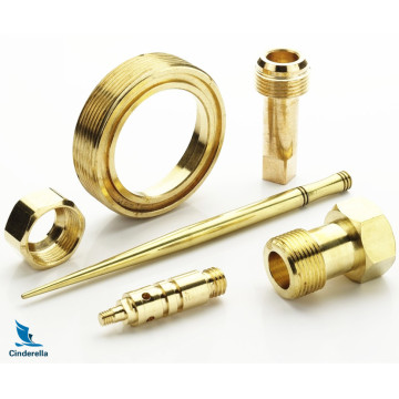 CNC Milling Lathe Precision Shaft Parts Processing