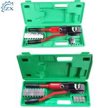 Alicates para prensar el cable del compresor hidráulico motorizado estable superior 8 toneladas de herramientas de prensado