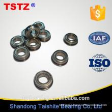 China Bearing Manufacturer high precision flange ball bearing F681 FL681