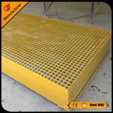 Hochfestes glasfaserverstärktes Kunststoffgitter oder FRP-Gitter