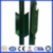 Краска темно-зеленая пастбище животное t пост фабрика t забор пост