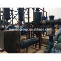 6T / D Rentable et Environnementale Machine De Pétrolysage D'huile De Pneus Pour Vente, machine utilisé changeurs de pneus raffinerie de pétrole brut