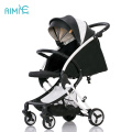 2018 новейшая модель компактной легкой детской коляски для детей и младенцев