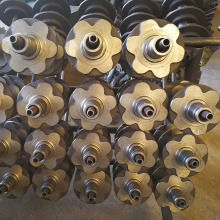 High quality die forging steel shaft parts