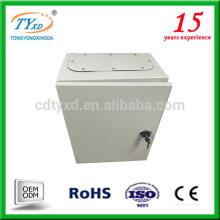 2015 Chine fournisseur OEM métal électrique panneau de contrôle boîte