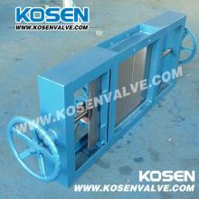 Cast Steel Spiral Gate (300X300)