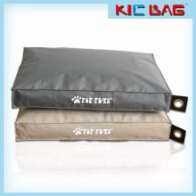 Salon sac de sac de haricot carré sac de gibier de chien de chien