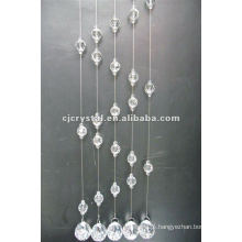 2015 hot sales Decorative Crystal curtain for door