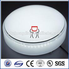 Polycarbonat diffuses Blatt für LED-Licht