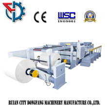 Rotary-Blade-Papier-Folienmaschine mit hoher Geschwindigkeit