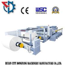Machine automatique de traitement du papier avec la lame rotative importée en Allemagne