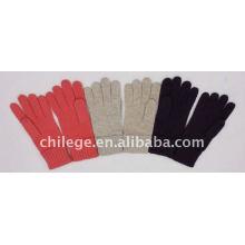 lange Damen Winter Wolle Handschuhe Wolle Handschuh