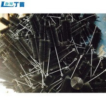 Escova limpa de fio de aço personalizável de venda popular