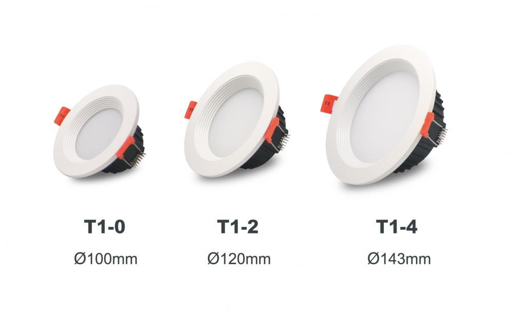 Smart Big Middle Small Down Light