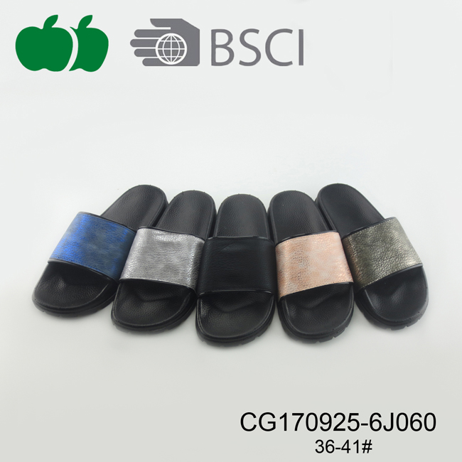 High Quality Fashion Flat Ladies Slippers
