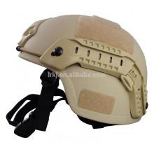 MICH kevlar militar táctico nivel 3A casco a prueba de balas