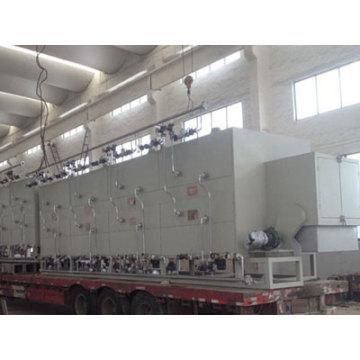 Multi-layer Mesh-Belt Dryer