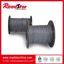 2 мм ширина серый цвет двойной односторонний светоотражающие нити для вязания