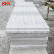 Solid surface PMMA sheet, corians artificial stone sheet