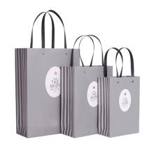Модные индивидуальные дизайн Крафт-бумажный мешок для подарка