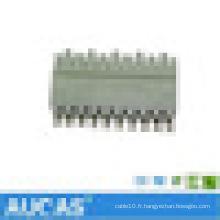 Cat3 6P4C téléphone téléphonique sans voix RJ11 module / AUCAS Hot Sell Jumper block