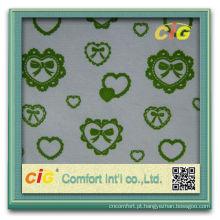 Moda novo design colorido produtos domésticos rebanho têxtil tecido polycotton
