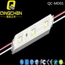 Impermeável SMD5630 Injeção LED Single Color Signs Módulo
