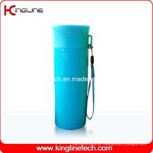 Cordão de copo de camada dupla de plástico 600ml (KL-5020)