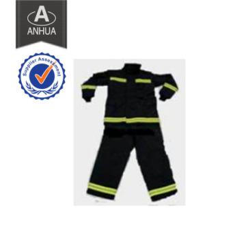 Alta qualidade chama-retardador Fogo Suit para bombeiro