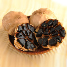 The black garlic of high nutritional value