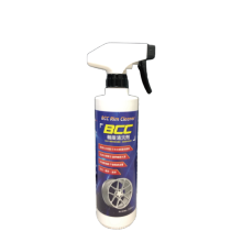 Safe on various wheel or tire wheel and rim cleaner