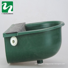 Professional drinking bowl for livestock cattle bowls automatic plastic