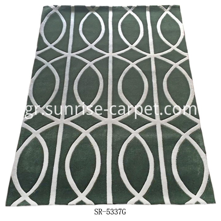 Hand Tufted Acrylic Carpet