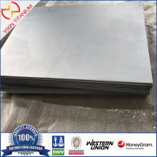 Gr5 Titanium Plate 1.6mm thickness