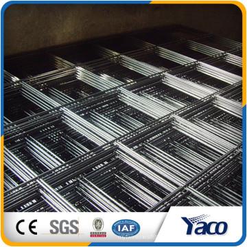 Malha de reforço de aço concreta do material de construção 9mm