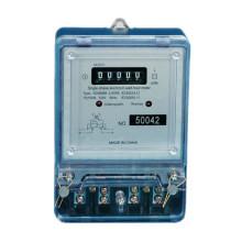 110V / 220/230/240 Volt Wohn-Einphasen-Elektro-Energiezähler
