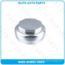 Wire Wheel Cap in Chrome (2067)